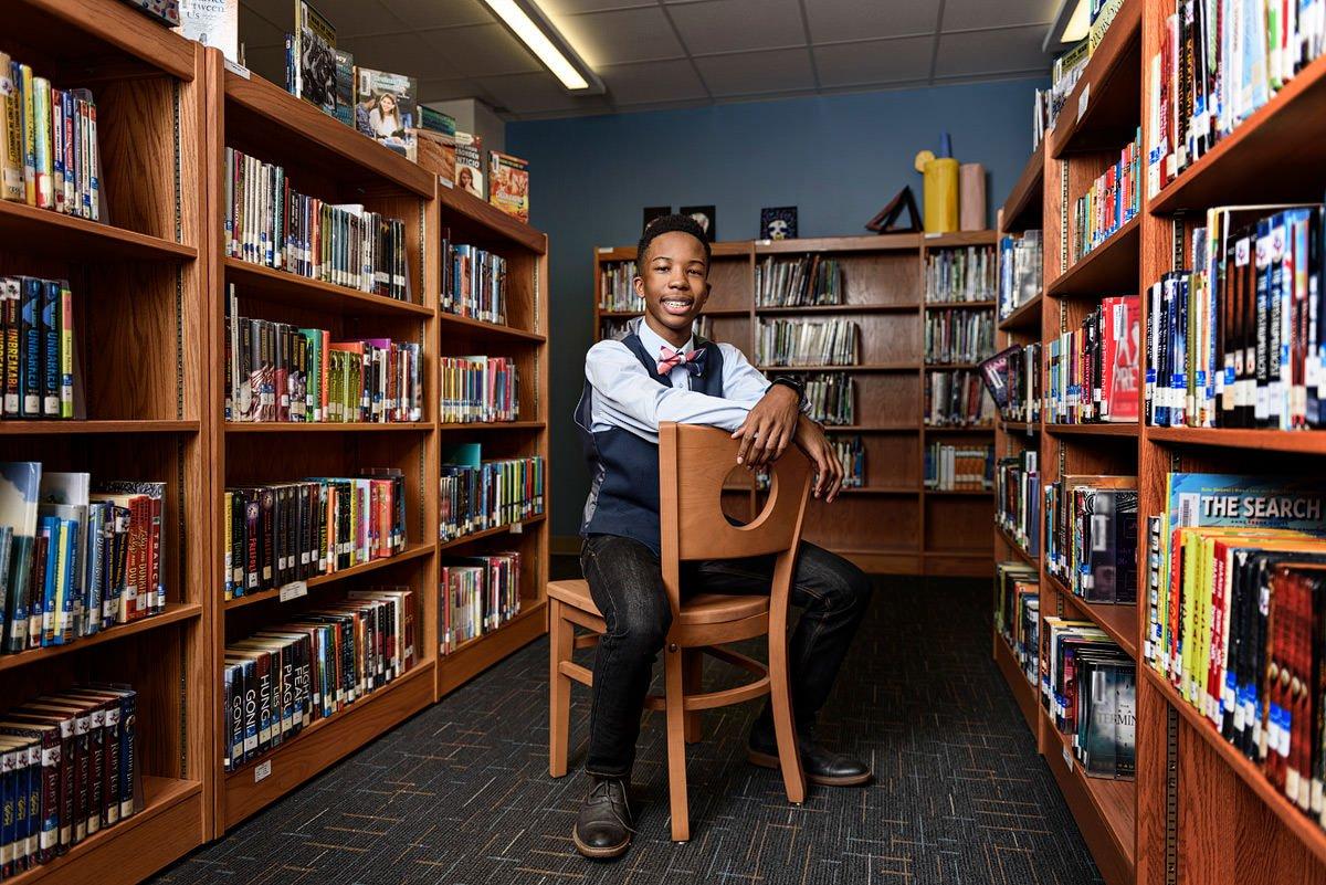 Faubion Middle School student photos Mckinney Tx