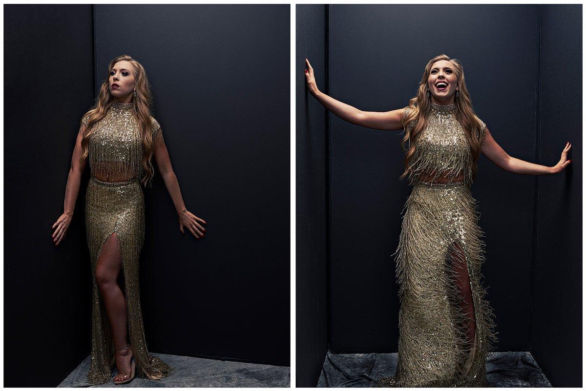 sherri hill gown dallas prom photos