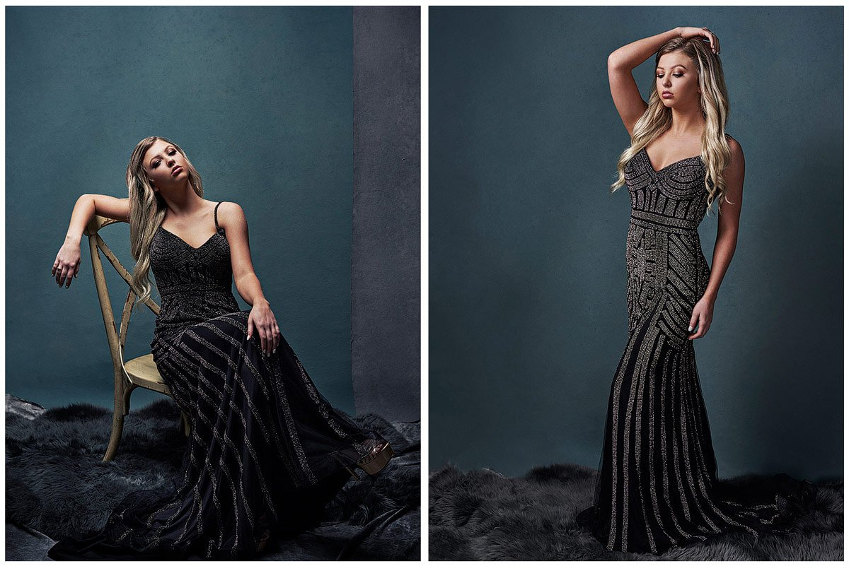 dallas prom pictures with dress by colors by mckinney photographer