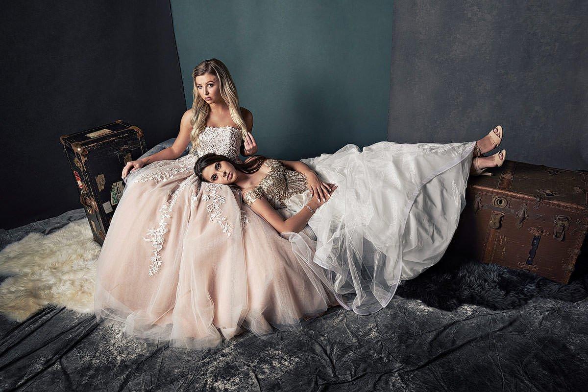 Dallas Prom Pictures The Friends photos Sherri Hill - Ellie Wilde