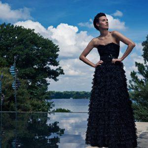 Teaser Bechan Fashion at Dallas Arboretum