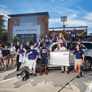 Allen Football Ad – C3 Auto