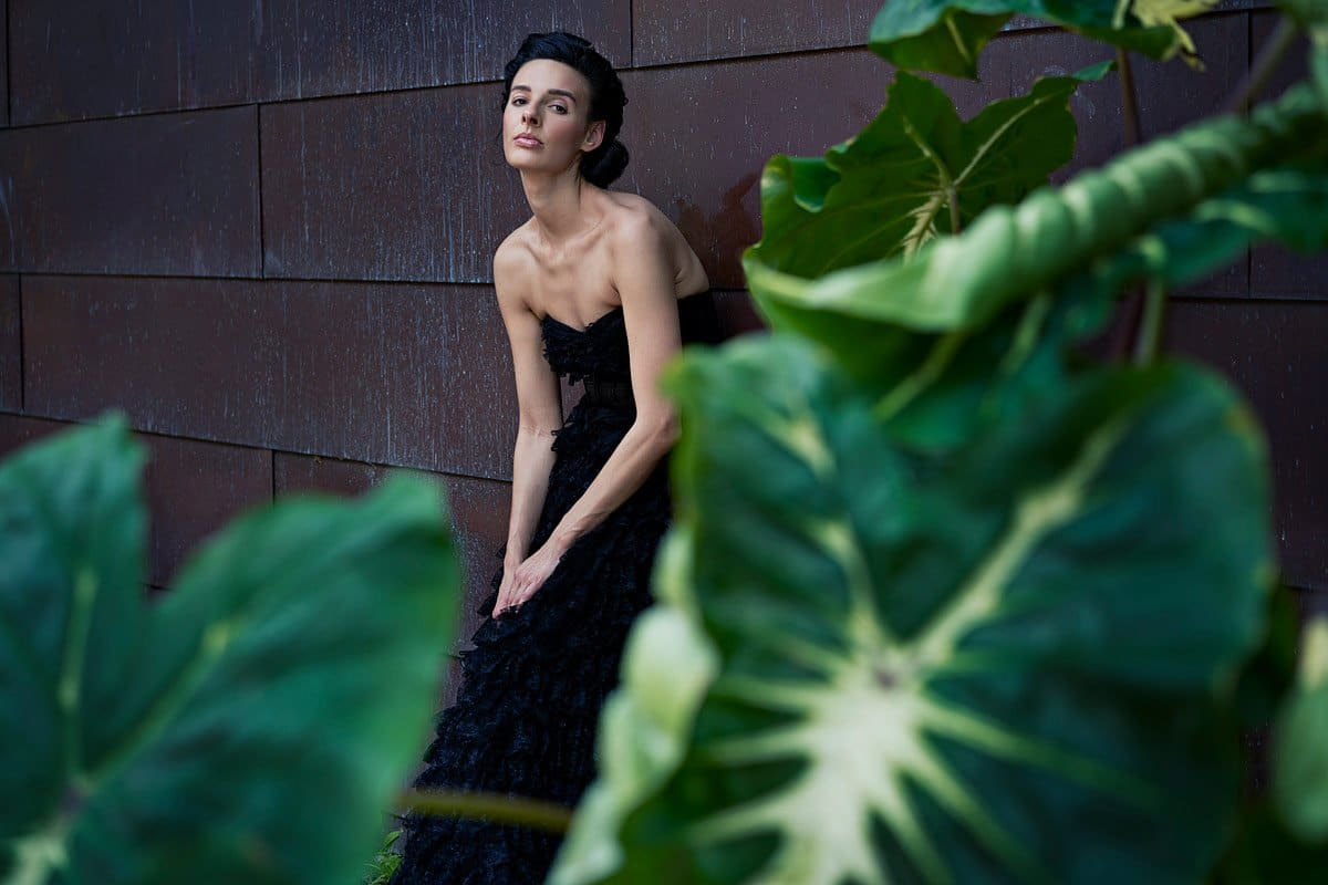 Bechan – Dallas Arboretum Model Photoshoot