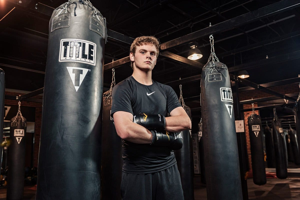 plano high school sports photos of boxing at title club mckinney