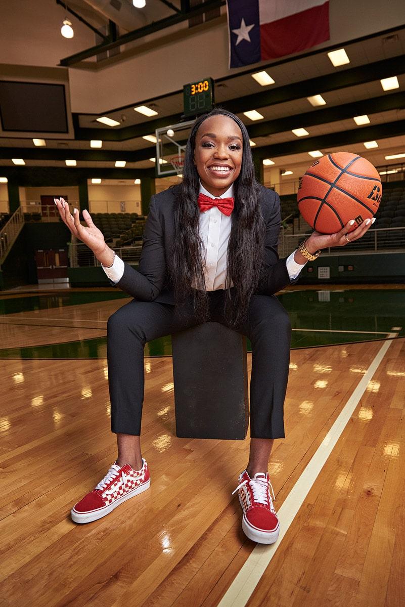 NIL College Athlete Name Image Likeness Photos Dallas Photographer for female athletes