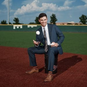 NIL College Player Brand Images Photographer Dallas Texas Likeness Headshots 035