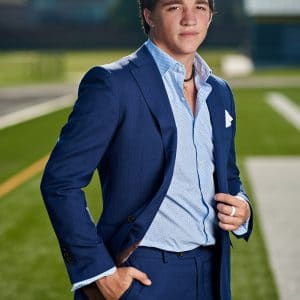 NIL College Player Brand Images Photographer Dallas Texas Likeness Headshots 038