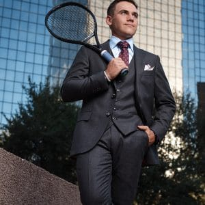 NIL College Player Brand Images Photographer Dallas Texas Likeness Headshots 046